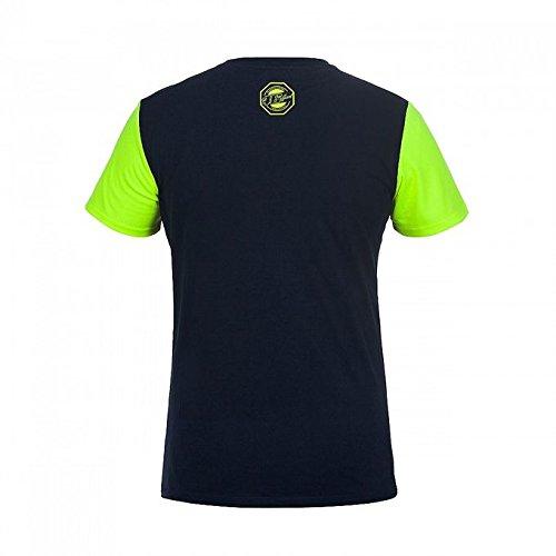 【 MOTO GP 】バレンティーノ・ロッシ オフィシャル 46 Tシャツ (M身幅51.5cm着丈69cm)