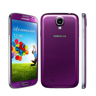 SAMSUNG Samsung GALAXY S4 (GT-I9505) 16GB Purple海外版 SIMフリー