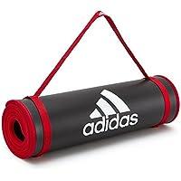 adidas(アディダス)トレーニング用マット フィットネス ヨガ ピラティス エクササイズ ADMT-12235 BLK