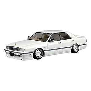 青島文化教材社 1/24 スーパーVIPカーシリーズ No.113インパル ニッサン 31 シーマ前期型 当時仕様 プラモデル