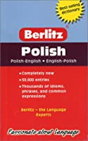 Berlitz Polish Dictionary (Berlitz Mass Market Dictionaries)