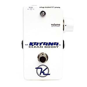 Keeley electronics Katana Clean boost キーリー カタナ  ◆輸入品◆