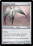 マジック:ザ・ギャザリング 【英語】 【ミラディン】白金の天使/Platinum Angel
