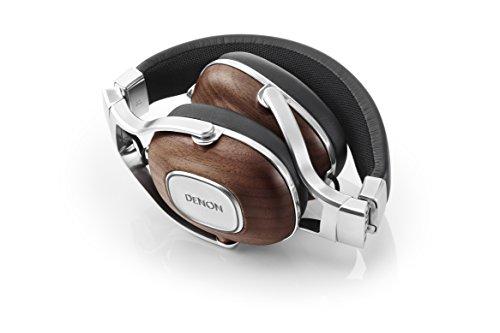 DENON AH-MM400EM MUSIC MANIAC オーバーイヤーヘッドホン 3ボタンリモコン/マイク付き ハイレゾ音源対応 ブラック