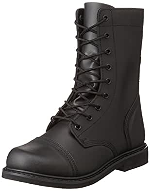 [ロスコ] コンバットブーツ G.I. Type Combat Boots (5075) MILITARY & TACTICAL BOOTS 5075 BK BLACK US 7(25cm)