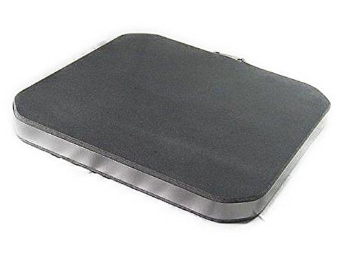 み尋「高耐久溶岩石プレート」15×15×1.5~2cm厚 玉華製(溶岩ロース・安山岩・堅石)