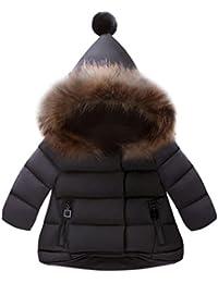 3c4136f9feb1e GALAXYONEベビー服 子供服 男の子 女の子 コート 長袖 厚手 フード付き 秋冬 ジャケット 防寒 アウター 上