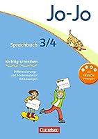 Jo-Jo Sprachbuch - Aktuelle allgemeine Ausgabe. 3./4. Schuljahr - Arbeitsblock