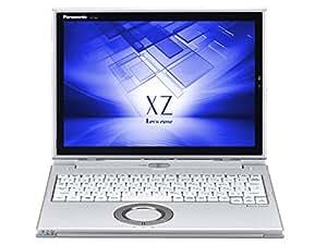 【Office H&B搭載】 Panasonic Let's Note CF-XZ6HDBQR Windows10 Pro 64bit Core i5-7200U 8GB SSD256GB 光学ドライブ非搭載 12型QHDタッチパネル液晶タブレットPC Microsoft Office Home and Business Premium付属