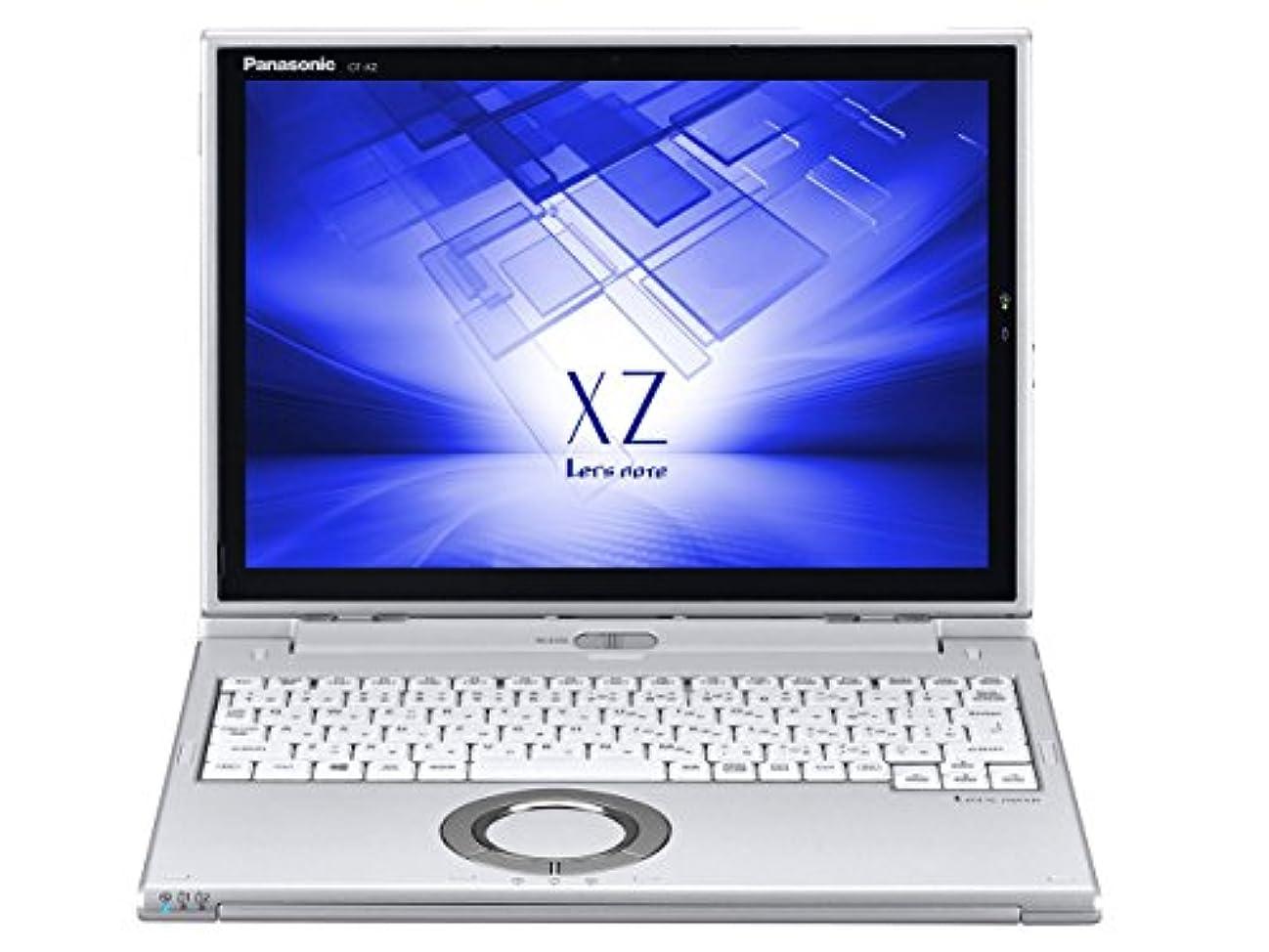 ミッション平凡ディスパッチパナソニック CF-XZ6HDAPR Lets note XZシリーズ