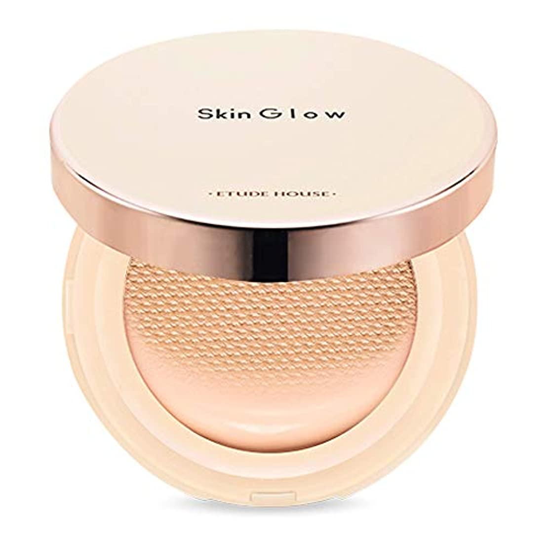 受賞眠いです衝動Etude House Skin Glow Essence Cushion SPF50+/PA++++ エチュードハウス スキン グロー エッセンス クッション (# N04 Neutral Beige) [並行輸入品]