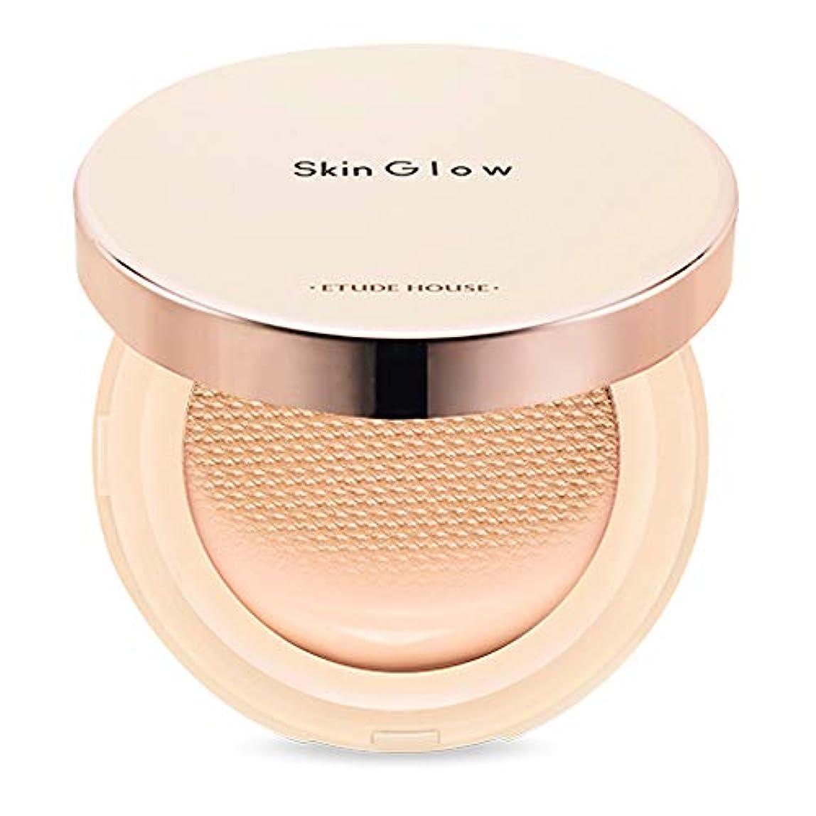 招待路面電車ポルノEtude House Skin Glow Essence Cushion SPF50+/PA++++ エチュードハウス スキン グロー エッセンス クッション (# N04 Neutral Beige) [並行輸入品]