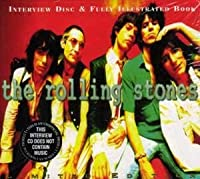 Rolling Stones: Fully Illustrated Book & Interview Disc