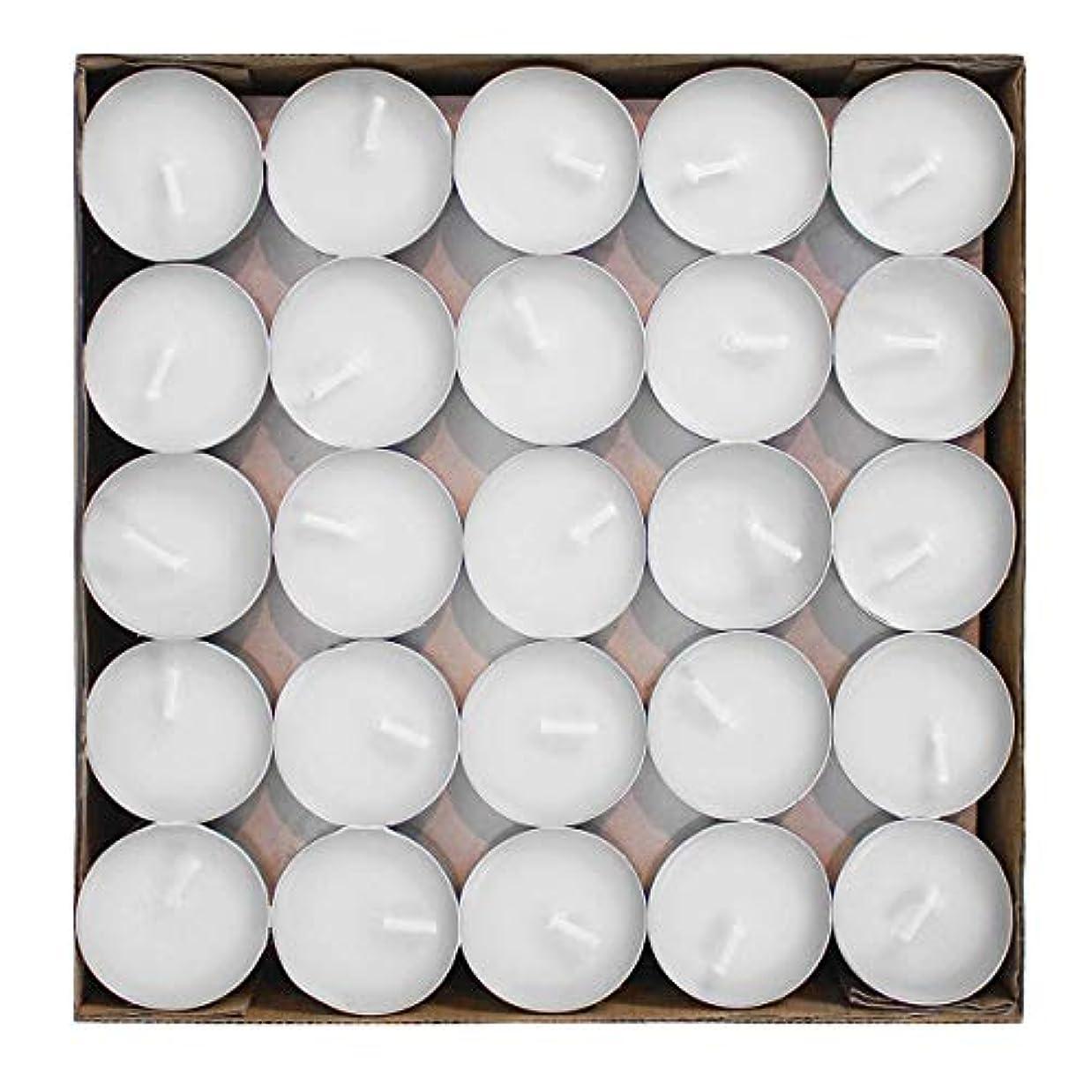 Hwagui ろうそく お茶アロマ キャンドル アロマ キャンドル ロウソク 人気 香り 約1.5-2時間 50個 ZH004