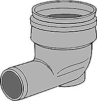 下水道関連製品>ビニホール>ビニホール 300 VHR150-300Pシリーズ VHR-WL150-300 Mコード:44181N 前澤化成工業