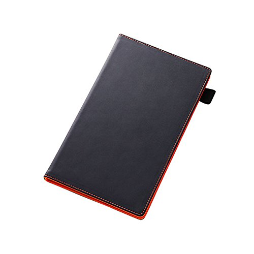 レイ・アウト Xperia Z3 Tablet Compact フラップタイプ・レザーケース(合皮)  ブラック RT-Z3TCLC1/B
