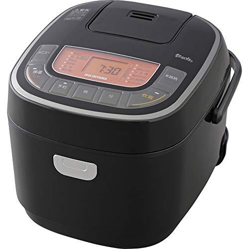 アイリスオーヤマ 炊飯器 マイコン式 5.5合 銘柄炊き分け機能付き RC-MC50-B