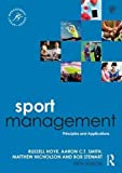 Cover of Sport Management: Principles and Applications
