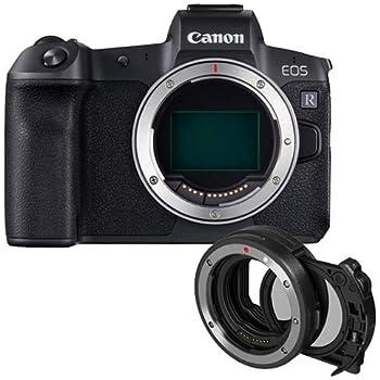 【ドロップインフィルターマウントアダプター付】キヤノン ミラーレスカメラ EOS R ボディーのみ (商品コード:3075C001)(キャノン/Canon)