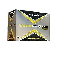 Precept Laddie Extreme 2017 Double Dozen Yellow Golf Balls [並行輸入品]