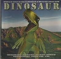 DINOSAUR SONGS BY BRYAN DONNEGAN - DINOSAUR (1 CD)