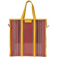 Balenciaga Women's MCGLBRE000005071E Red Fabric Tote