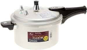 パール金属  パールプラス アルミ圧力鍋3.7L(5合炊) H-5117
