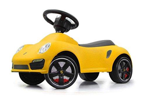 足けり乗用玩具 ポルシェ 911 ターボ S Porsche 911 turbo S 正規ライセンス...