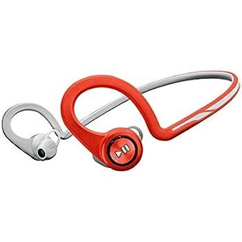 【国内正規品】 PLANTRONICS Bluetooth スポーツ用ワイヤレスヘッドセット(ステレオイヤホンタイプ) BackBeat Fit Red BACKBEATFIT-R