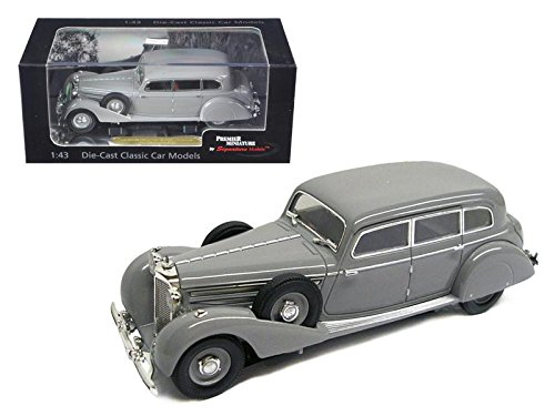 1938?Mercedes 770?K Sedanグレー1?/ 43?by Signature Models 43701