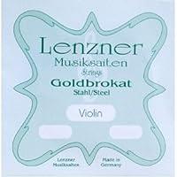 Goldbrokat ゴールドブラカット バイオリン分数弦 (1/2-1番線 E線(ボールエンド))