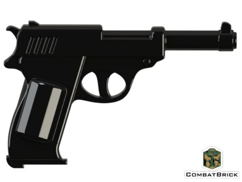 P38ミリタリーモデル LEGOカスタムパーツ アーミー 装備品 武器 【正規輸入品】