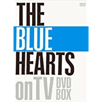 THE BLUE HEARTS on TV DVD-BOX