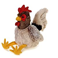 Fiesta Toys Rooster Plush Stuffed Animal Toy - 8 Inches [並行輸入品]