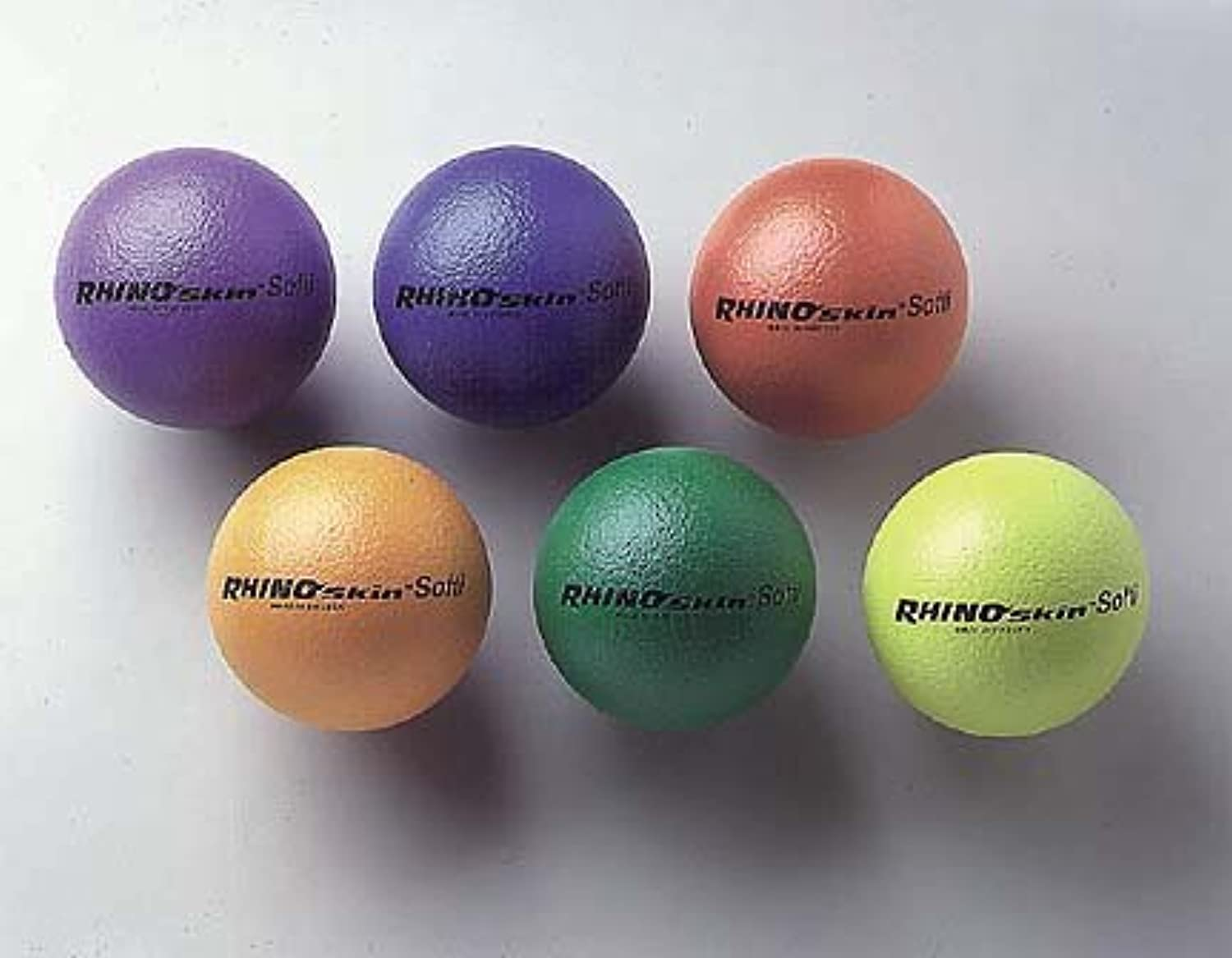 16cm Rhino Skin Softi Foam Ball - Set of 3 Balls