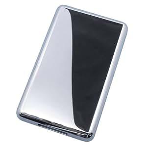【バックパネル】【Back Housing Shell Case】 for iPod Classic 80GB/120GB/最終型160GB 【ロゴ無し】