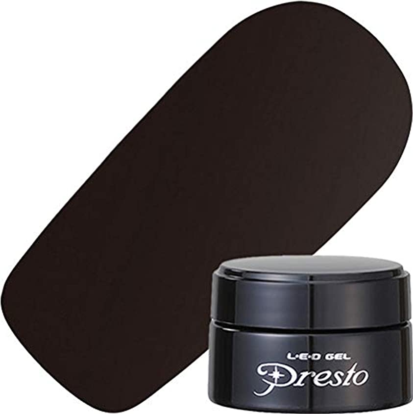 他のバンドでアプライアンス寄稿者presto(プレスト) presto リキッドライナー ブラック 2.7g UV/LED対応 ジェルネイル