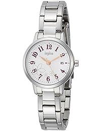 [アンジェーヌ]ingenu 腕時計 ingenu ジャスミン模様 白文字盤 AHJK440 レディース