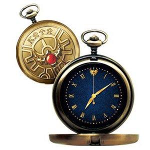 ドラゴンクエスト AM ロトのしるし懐中時計 ゴールド(単品)