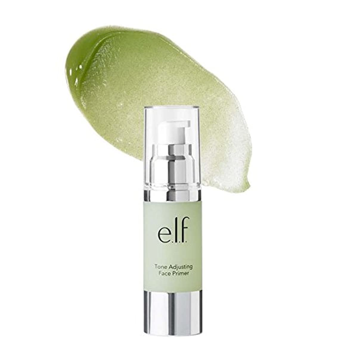 骨折宮殿アッティカス(6 Pack) e.l.f. Tone Adjusting Face Primer Large - Neutralizing Green (並行輸入品)