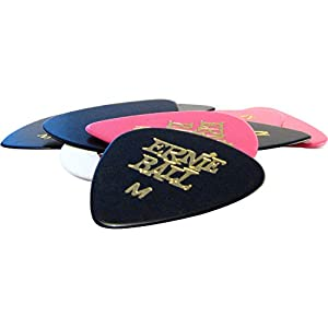 【正規品】 ERNIE BALL ピック 9178 ミディアム 12枚 アソート・パック