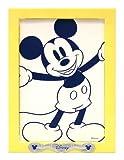 ジグソーパズルプチ専用パネル Disney つながるプチパネ カスタードイエロー 17000-8137