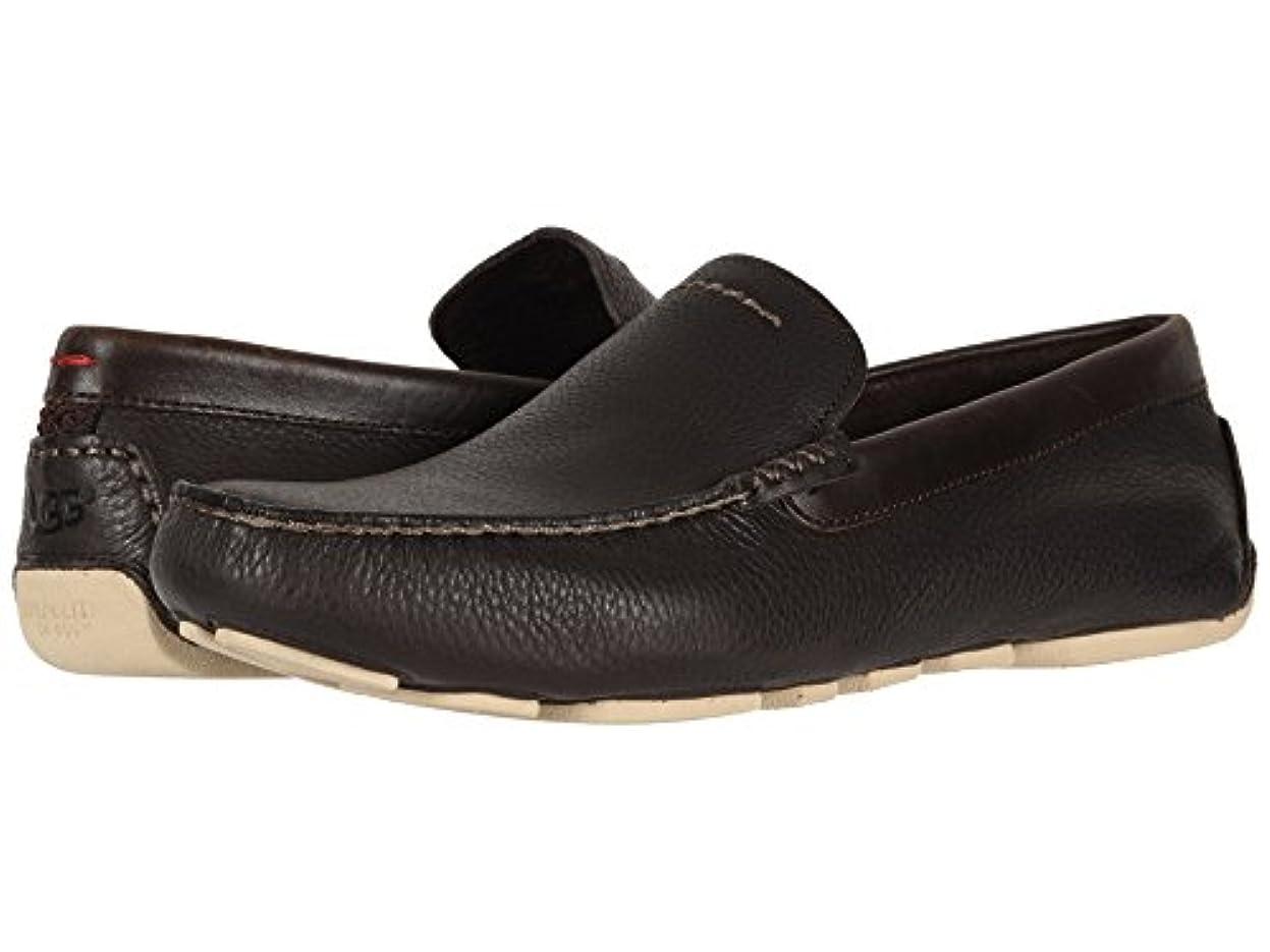 乳白伝染性に関して[UGG(アグ)] メンズローファー?スリッポン?靴 Henrick Taupe 11.5 (29.5cm) D - Medium