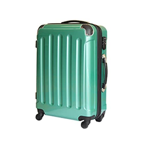 (グラディス・トラベル)GladysTravel スーツケース 4輪 Wファスナー 458190 Lsize アイスグリーン