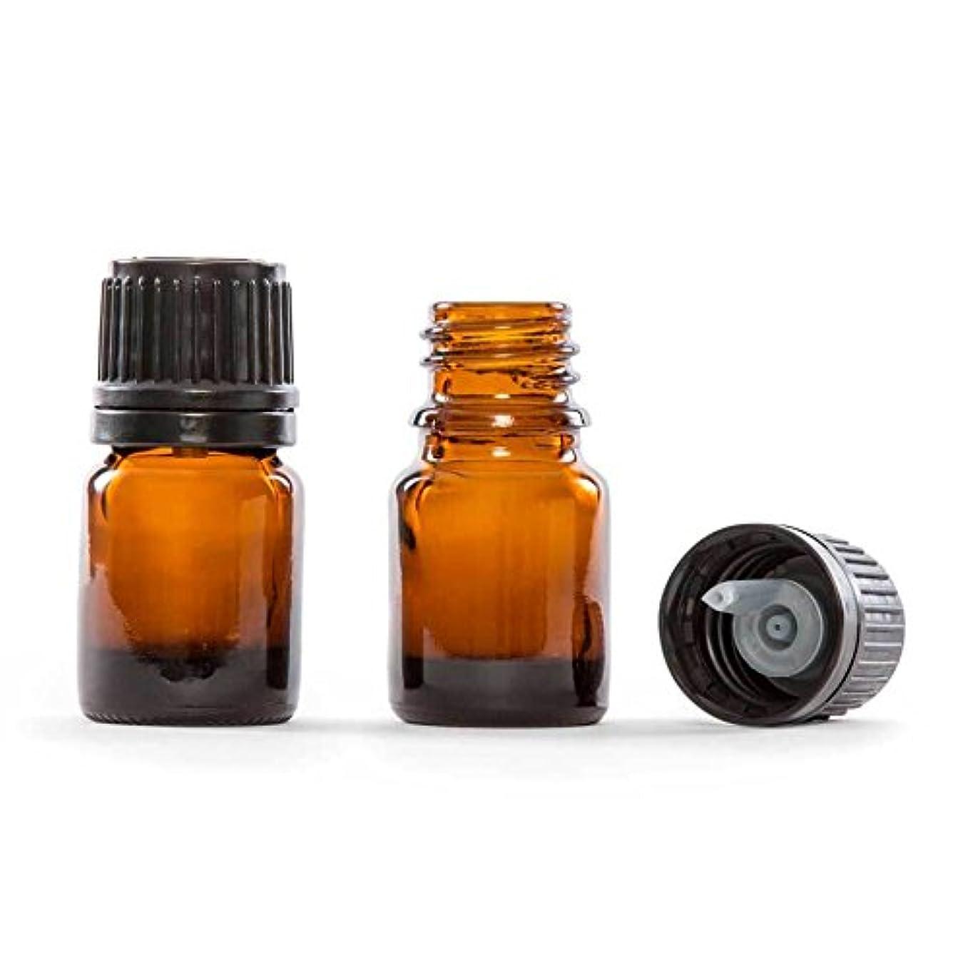 香り気絶させるそう植物セラピー2.5ミリリットル(1/12オンス)、欧州ドロッパーキャップとアンバーグラスエッセンシャルオイルのボトル。 12本のアロマセラピーのためのボトル、エッセンシャルオイル、またはパーソナルケア製品のパック。