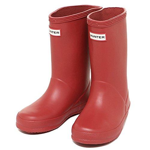ハンター ブーツ キッズ HUNTER KFT5003RMA HRE KIDS FIRST CLASSIC レインブーツ/長靴 HUNTER RED[並行輸入品]