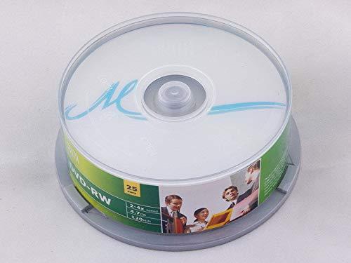 フィジェットフィジェットスピンドルパッケージケーキケース 25リッテック アリタシリーズ DVD-RW 4.7GB 2-4X ディスク