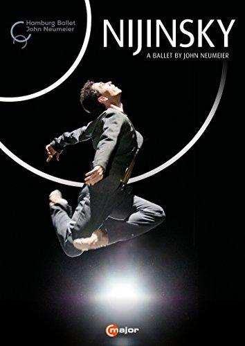 バレエ 「ニジンスキー」 (全2幕) (Nijinsky ~ A Ballet by John Neumeier / Hamburg Ballet | John Neumeier) [2DVD] [輸入盤] [日本語帯・解説付]