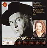 バッハ&ブラームス−シェーンベルク・オーケストレーション   R.シュトラウス:オーケストラ歌曲集&「ばらの騎士」組曲