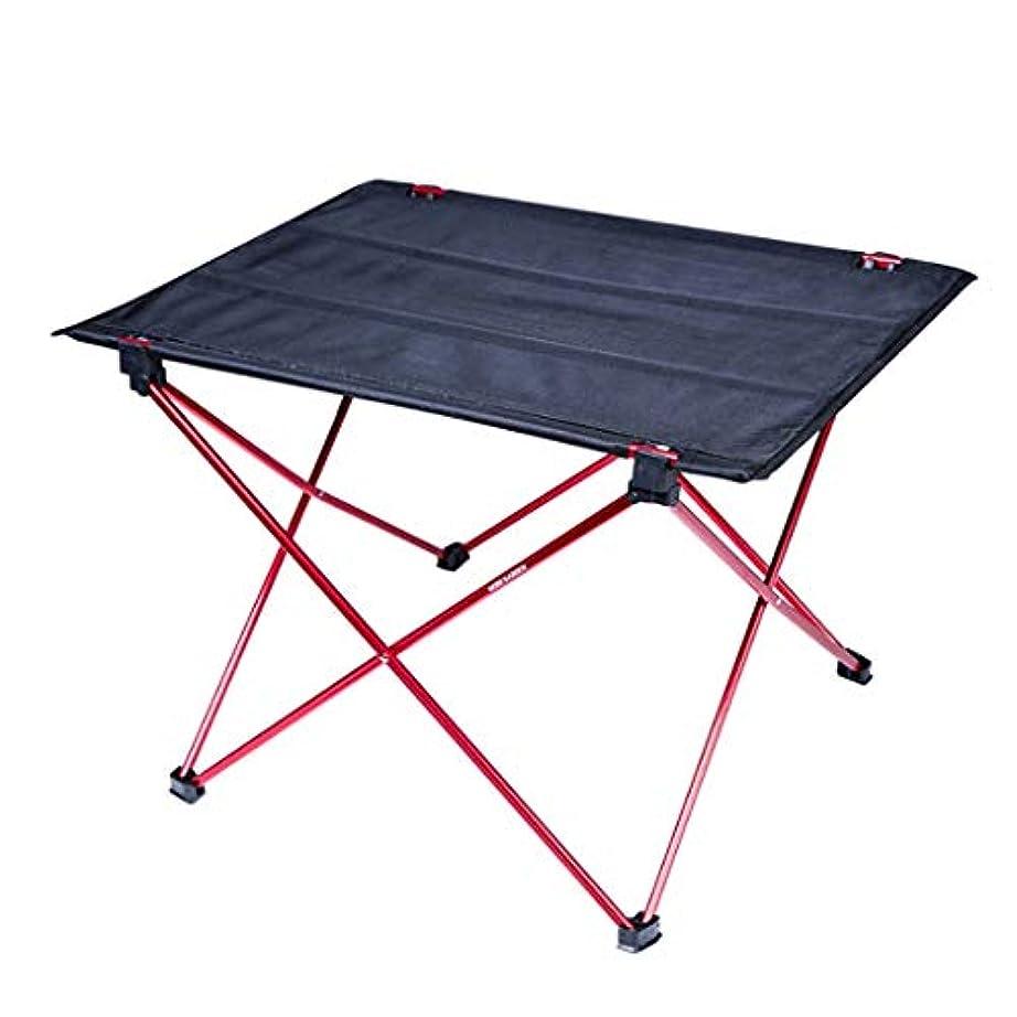 ハント法令スリラー屋外ピクニックバーベキュー折りたたみ収納テーブルワイルドキャンプレジャーポータブルテーブル